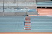Hurdlers Race Track