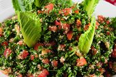 stock photo of tabouleh  - Tabouleh - JPG