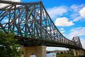 Storey Bridge, Brisbane, Australia