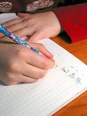Hands Student Homework