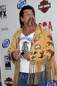 LOS ANGELES - SEP 8:  Chuck Zito arrives at the