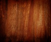 grunge wooden texture used as background.