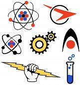 Fifties Logos