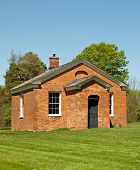 Old One-room Schoolhouse