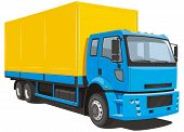 Commercial truck