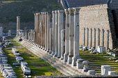 Asklepion ruins