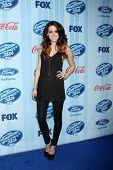 LOS ANGELES - JAN 14:  Angie Miller at the American Idol Season 13 Premiere Screening at Royce Hall on January 14, 2014 in Westwood, CA