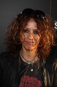 Linda Perry at the