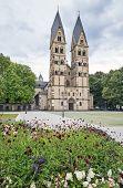 Church In Koblenz, Germany