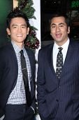 John Cho, Kal Penn at the