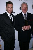 Ewan McGregor, Christopher Plummer at the 15th Annual Hollywood Film Awards Gala Press Room, Beverly Hilton Hotel, Beverly Hills, CA 10-24-11