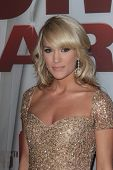 Carrie Underwood at the 2011 CMA Awards, Bridgestone Arena, Nashville, TN 11-09-11