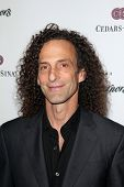 Kenny G at the Cedars-Sinai Board Of Governors Honor Barbra Streisand, Beverly Hilton Hotel, Beverly