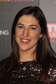 Mayim Bialik at TV Guide Magazine's Annual Hot List Party, Greystone Mansion Supperclub, Beverly Hills, CA 11-07-11