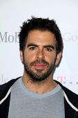 Eli Roth at Google And T-Mobile Celebrate The Launch Of Google Music, Mr. Brainwash Studios, Los Angeles, CA 11-16-11