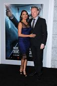 Allegra Riggio, Jared Harris at the