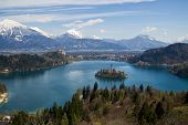 Island Of Bled, Slovenia