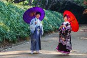 Japanese Groom and Bride