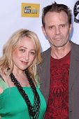Jennifer Blanc-Biehn, Michael Biehn at the ITVFEST Opening Night Party, Drais, Hollywood, CA. 08-04-11