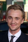 Tom Felton at the