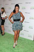 Jennifer Gimenez at the HTC Status Social, Paramount Studios, Hollywood, CA. 07-19-11