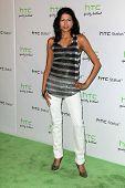 Tinsel Korey at the HTC Status Social, Paramount Studios, Hollywood, CA. 07-19-11