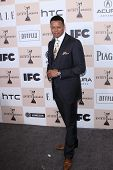 Terrence Howard  at the 2011 Film Independent Spirit Awards, Santa Monica Beach, Santa Monica, CA 02-26-11