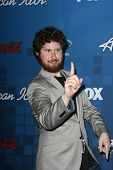 Casey Abrams  at the American Idol Season 10 Top 13 Finalists Party, The Grove, Los Angeles, CA. 03-