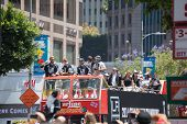 LA Kings Stanley Cup Parade Celebration