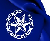 Flag Of Israel Police