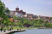 Yavuz Sinan District In Istanbul, Turkey