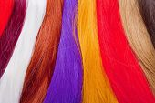 picture of hair integrations  - Artificial Hair Used for Production of Wigs and Extensions - JPG