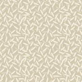 Rice seamless pattern