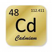 Cadmium element
