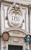 Church Of The Holy Name Of Jesus, The Main Jesuit Church In Rome