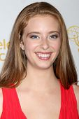 LOS ANGELES - JUN 19:  Ashlyn Pearce at the ATAS Daytime Emmy Nominees Reception at the London Hotel