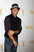 LOS ANGELES - JUN 19:  Shawn Christian at the ATAS Daytime Emmy Nominees Reception at the London Hot