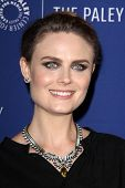 LOS ANGELES - JUN 19:  Emily Deschanel at the