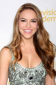 LOS ANGELES - JUN 19:  Chrishell Stause at the ATAS Daytime Emmy Nominees Reception at the London Ho