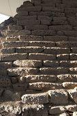Clay Bricks Wall