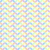 Circle Pastel Background