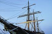 Old Sailing Vessel