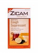 Zicam Cough Suppressant