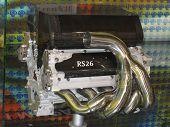 Formula One motor