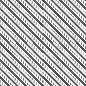 Gray And White Dollar Signs And Stripes Pattern Repeat Background