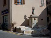 Statue of Saint Franciscus