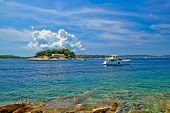 Paklenski Islands Of Hvar Yachting Destination poster