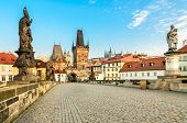 Charles bridge and Mala Strana
