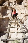 Visiting The Ancient Ruins In Bandelier National Monument