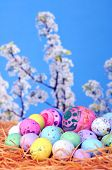 Easter Eggs And Candies
